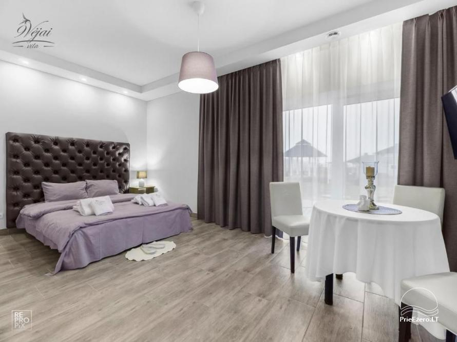 Apartments for romantic vacation, holiday cottage for family - Villa 9Vėjai - 11