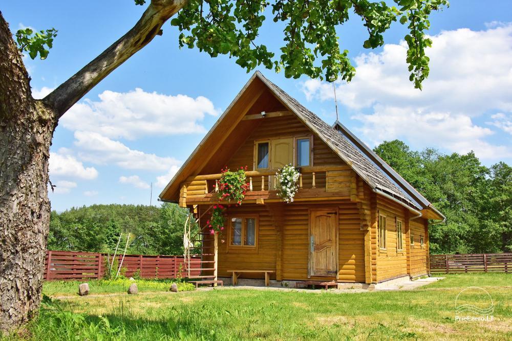 Antanukas morning - a countryside homestead in Ginuciai, Ignalina region - 4