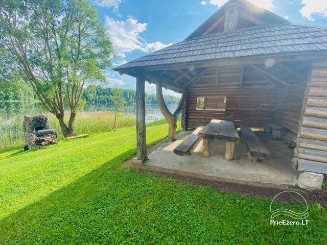Pa'Labe shore - a homestead near the lake - 1