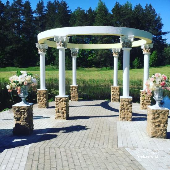 Villa Santa Barbara in Molėtai district for seminars, conferences, celebrations - 10