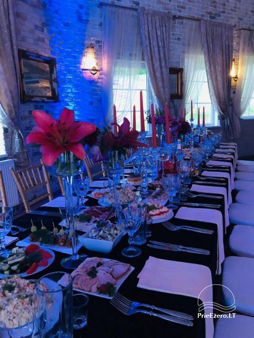 Villa Santa Barbara in Molėtai district for seminars, conferences, celebrations - 44