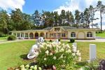 Villa Santa Barbara in Molėtai district for seminars, conferences, celebrations