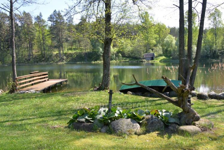 Villa Santa Barbara in Molėtai district for seminars, conferences, celebrations - 7