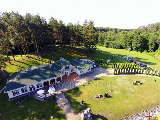 Villa Santa Barbara in Molėtai district for seminars, conferences, celebrations - 1