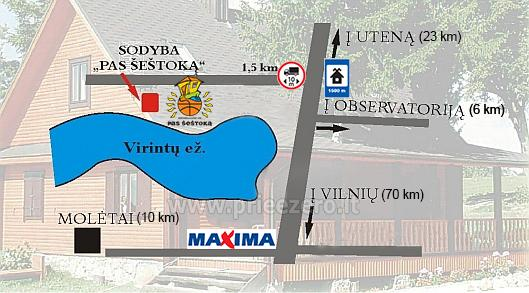 PAS ŠEŠTOKĄ- Villa Homestead - 51