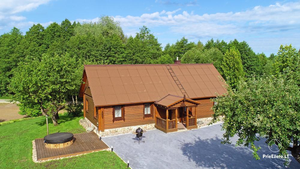Homestead in Lazdijai district Ant Kalnuko - 2