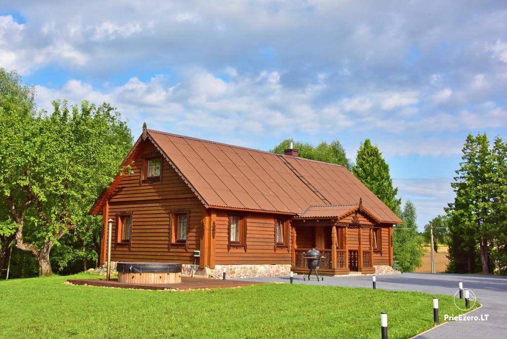 Homestead in Lazdijai district Ant Kalnuko - 1