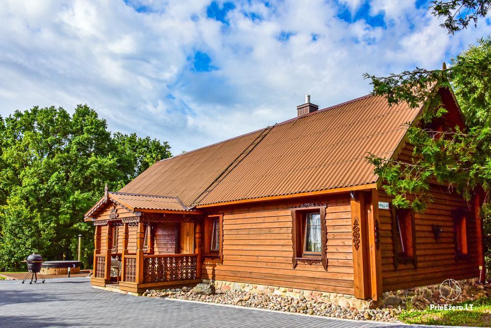Homestead in Lazdijai district Ant Kalnuko - 3