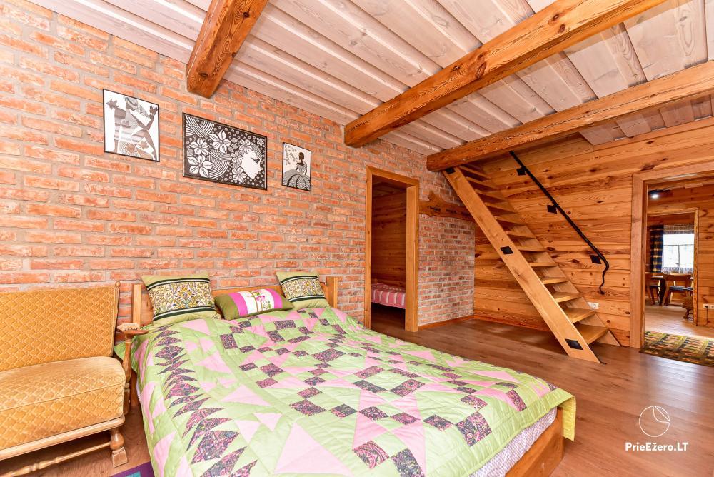 Homestead in Lazdijai district Ant Kalnuko - 17