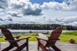 Gospodarstwo Sovai nad jeziorem w rejonie Trakai na Litwie - 6