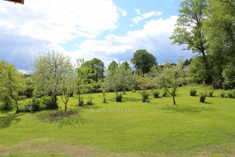 Countryside villa in Vilnius district Neries vila - 12