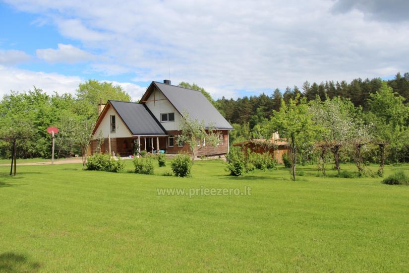Сельская вилла в Вильнюсском районе Neries vila - 1