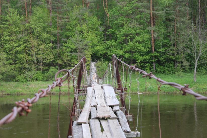 Countryside villa in Vilnius district Neries vila - 14