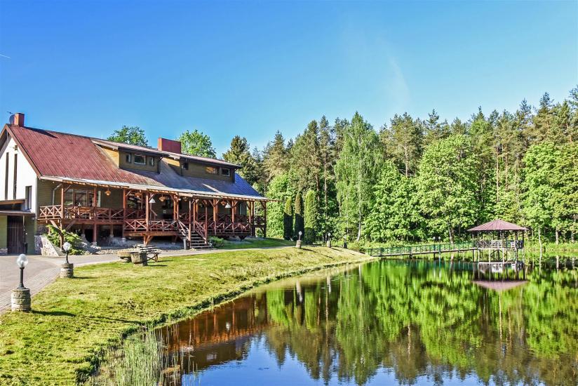 Elniakampis homestead in Vilnius region - 3