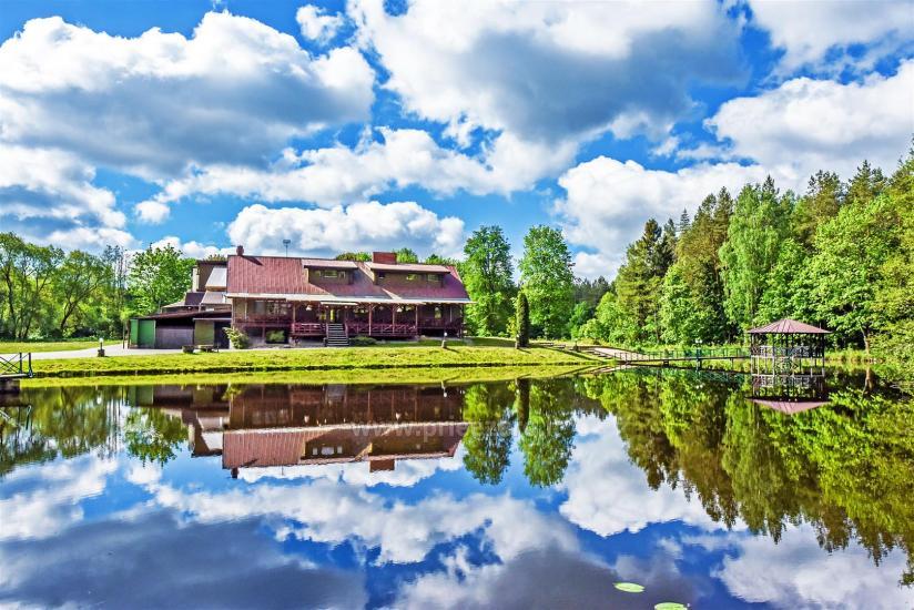 Elniakampis homestead in Vilnius region - 4