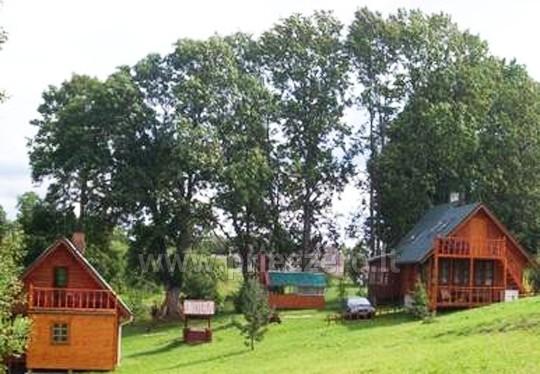 Эдмунд Дапкус сельская усадьба в Игналинском районе - 3