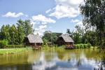 Homestead near the lake Plateliai Žiogų sodyba