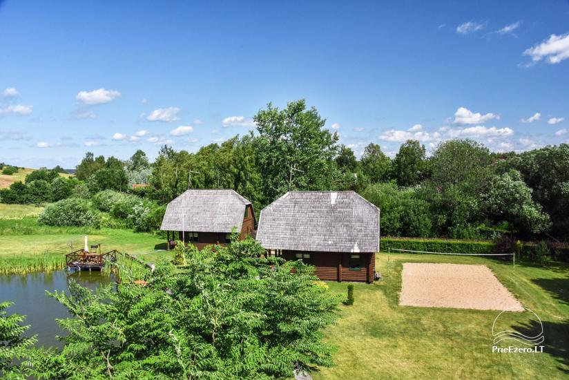 Homestead near the lake Plateliai Žiogų sodyba - 3