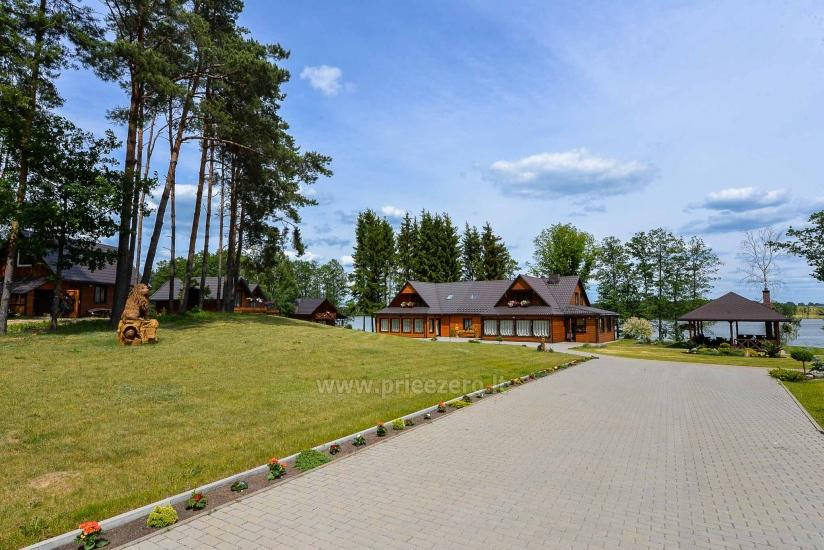 Tourism homestead in Alytus region by the lake Alove - 8