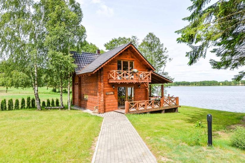 Tourism homestead in Alytus region by the lake Alove - 16