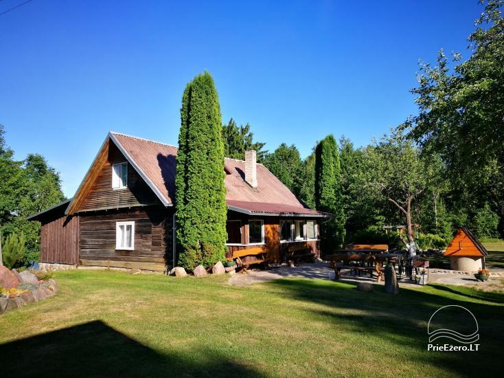 Vilius Vaicekauskas Landhaus in Alytus Bezirk - 1