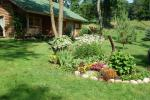 Homestead-villa Silvestras Manor: holiday cottages, bathhouse. Quiet and active vacation - 4