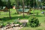 Homestead-villa Silvestras Manor: holiday cottages, bathhouse. Quiet and active vacation - 2