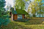 Homestead-villa Silvestras Manor: holiday cottages, bathhouse. Quiet and active vacation - 6