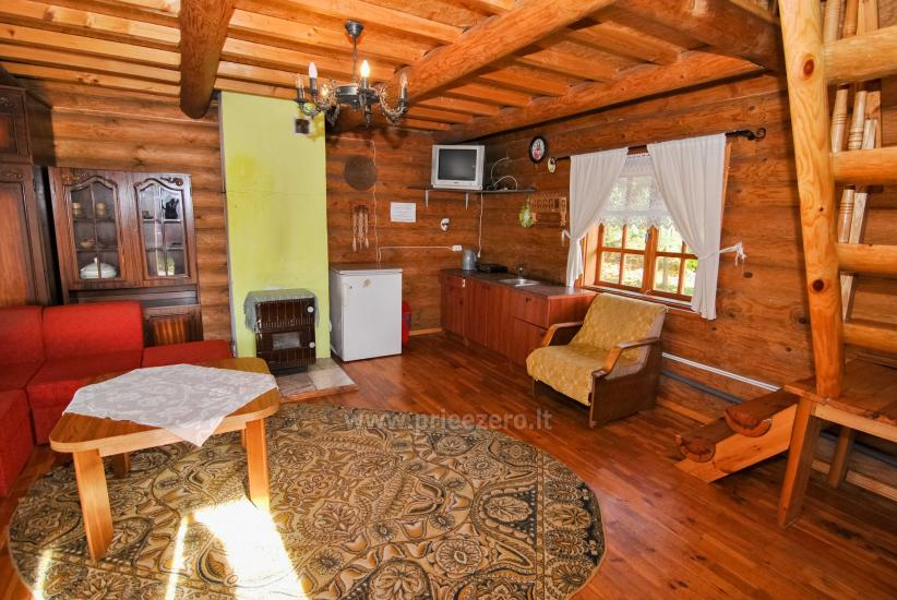 Homestead-villa Silvestras Manor: holiday cottages, bathhouse. Quiet and active vacation - 24