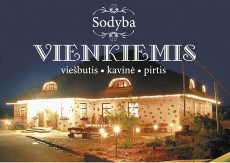 Homestead in Kretinga Vienkiemis. Hotel - Cafe- Bathhouse - 2