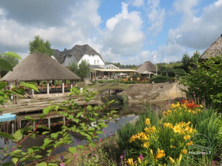 Agroturystyka w rejonie Kretyngskim Vienkiemis. Hotel - Cafe - Sauna - 3