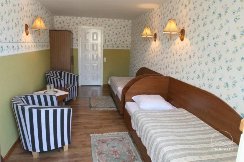 Homestead in Kretinga Vienkiemis. Hotel - Cafe- Bathhouse - 9