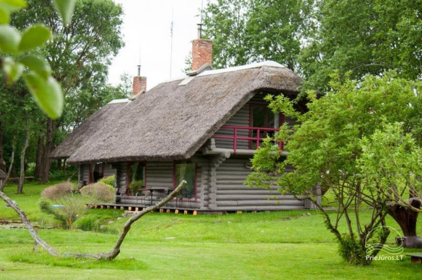 Homestead in Kretinga Vienkiemis. Hotel - Cafe- Bathhouse - 10