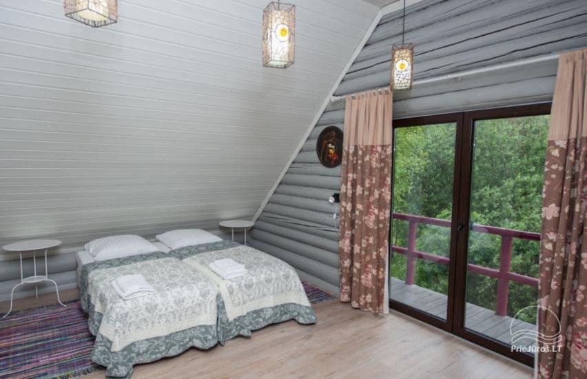 Homestead in Kretinga Vienkiemis. Hotel - Cafe- Bathhouse - 13