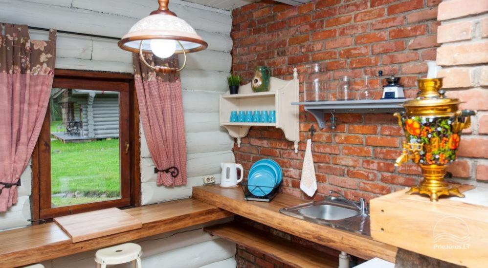 Homestead in Kretinga Vienkiemis. Hotel - Cafe- Bathhouse - 14