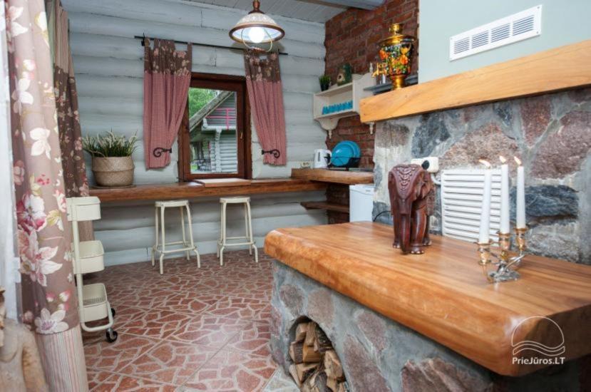 Homestead in Kretinga Vienkiemis. Hotel - Cafe- Bathhouse - 15