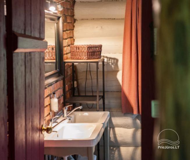 Homestead in Kretinga Vienkiemis. Hotel - Cafe- Bathhouse - 17