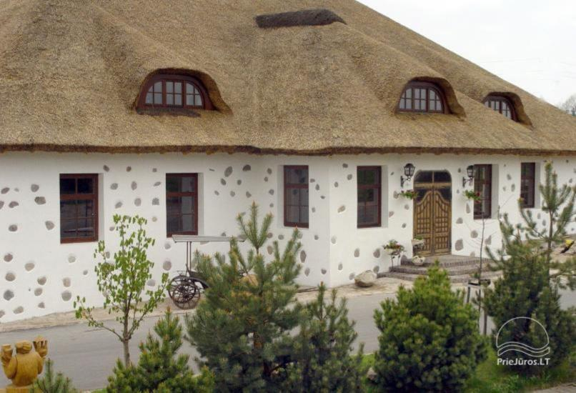 Homestead in Kretinga Vienkiemis. Hotel - Cafe- Bathhouse - 18