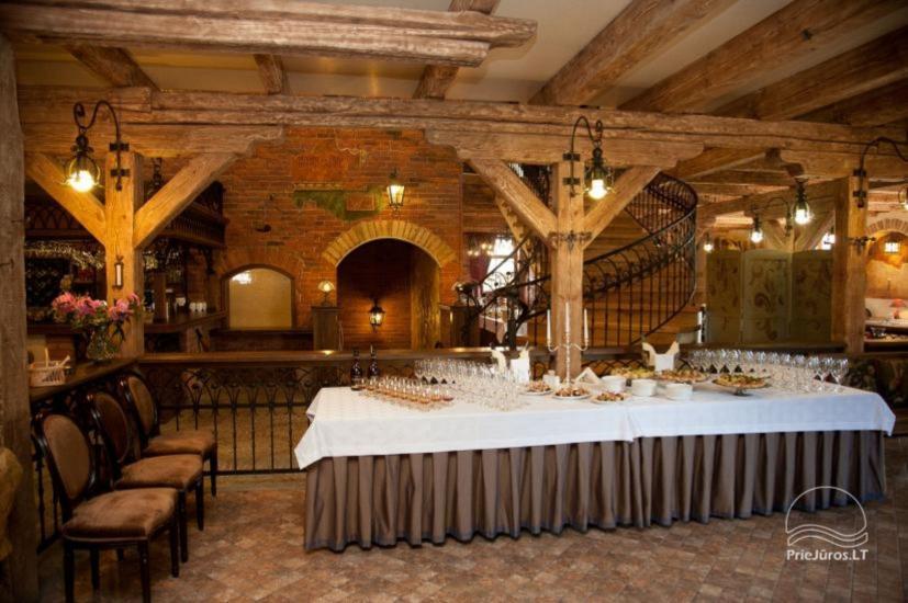 Homestead in Kretinga Vienkiemis. Hotel - Cafe- Bathhouse - 19
