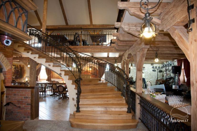Homestead in Kretinga Vienkiemis. Hotel - Cafe- Bathhouse - 20