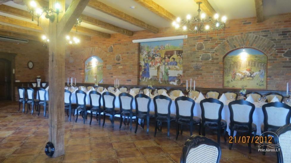 Homestead in Kretinga Vienkiemis. Hotel - Cafe- Bathhouse - 21