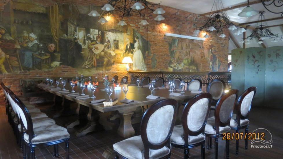 Homestead in Kretinga Vienkiemis. Hotel - Cafe- Bathhouse - 22