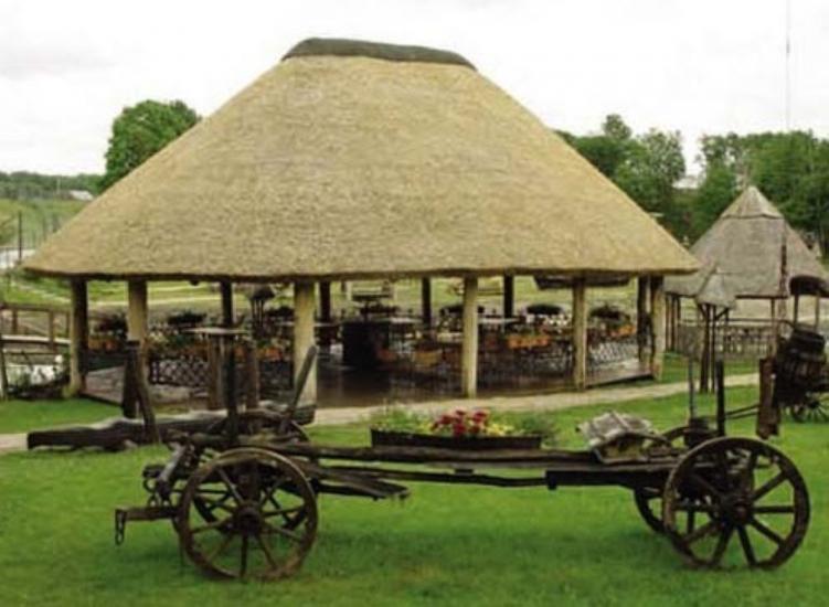 Homestead in Kretinga Vienkiemis. Hotel - Cafe- Bathhouse - 25