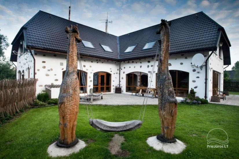 Homestead in Kretinga Vienkiemis. Hotel - Cafe- Bathhouse - 33