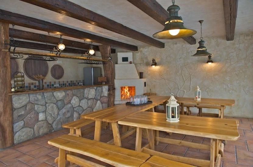 Homestead in Kretinga Vienkiemis. Hotel - Cafe- Bathhouse - 34
