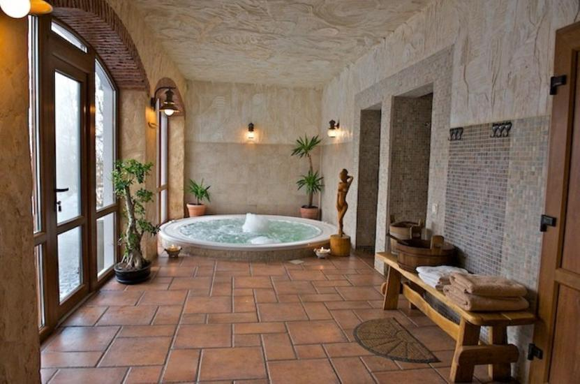 Homestead in Kretinga Vienkiemis. Hotel - Cafe- Bathhouse - 35
