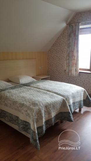 Homestead in Kretinga Vienkiemis. Hotel - Cafe- Bathhouse - 37
