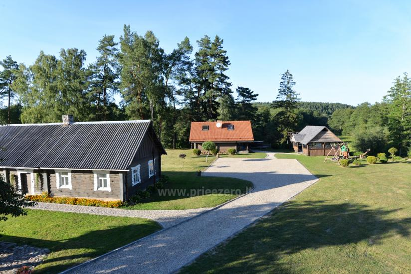 Countryside tourism in Utena region near the river Sventoji, homestead Degesine - 7