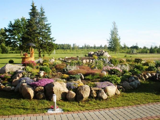 Homestead Zinenai in Radviliskis region between the cities Siauliai and Panevezys - 6