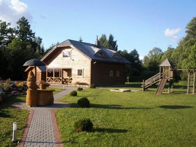 Homestead Zinenai in Radviliskis region between the cities Siauliai and Panevezys - 7